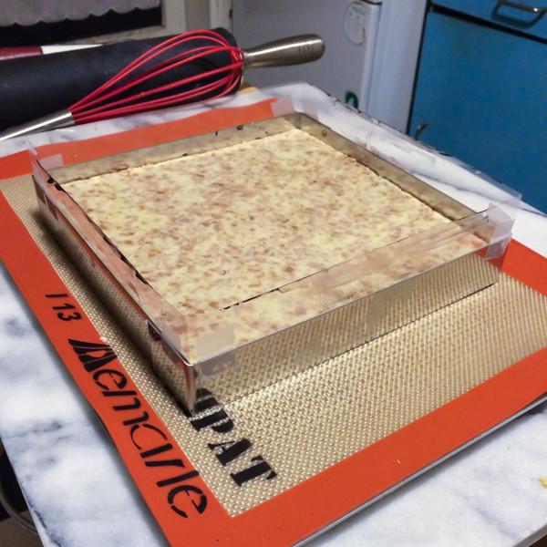 Conticini's Grand Cru Vanille - Duja layer
